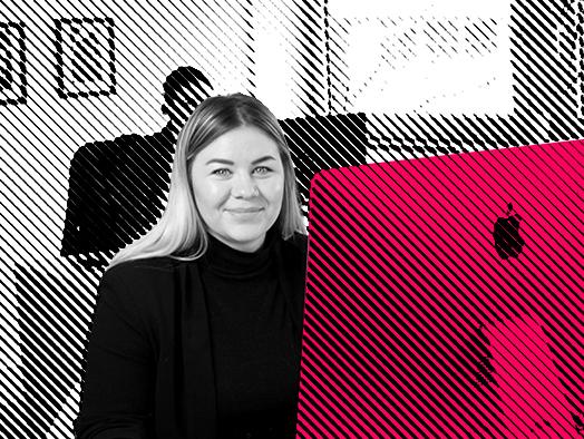 Sandra TERUEL - Chargée de communication Junior - Agence Akadom